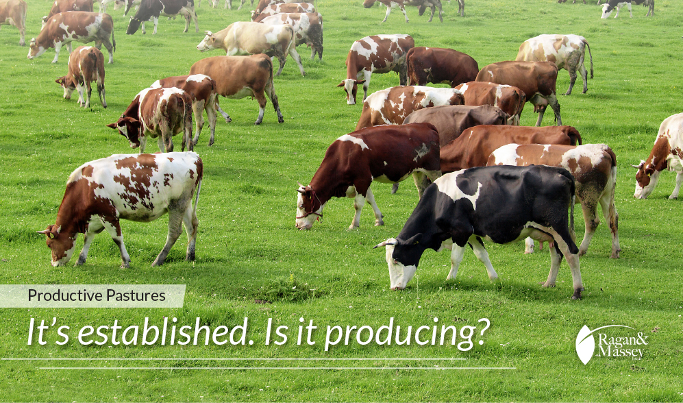 Productive Pastures - evaluate the nutritional value of your pasture