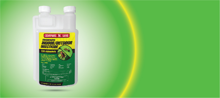 The Correct Way To Spray Indoor:Outdoor Insecticide